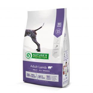 NATURE'S PROTECTION Сухой корм для собак All breeds Adult Lamb 12 кг x 2