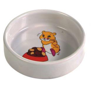 TRIXIE Глиняная миска для хомаков x 1