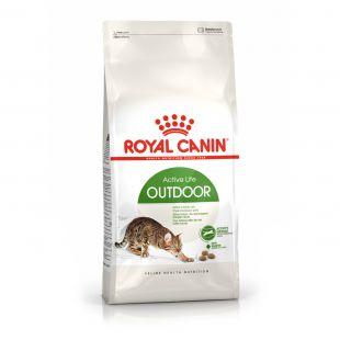 ROYAL CANIN Outdoor корма для кошек 400г