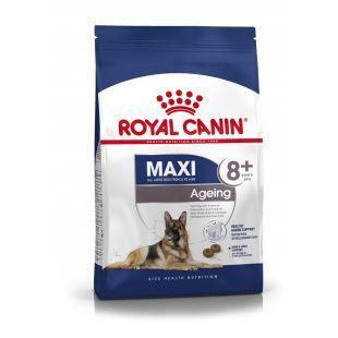 ROYAL CANIN Maxi ageing +8 корм для собак 15кг