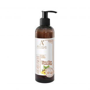 A'SCENTUALS Herbal Care Flea/Tick šampoon kookosõliga 250 ml