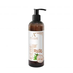 A'SCENTUALS Herbal Care Flea/Tick кондиционер с кокосовым маслом 250 мл