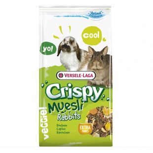 VERSELE LAGA Cuni Crispy - krõbe toit küülikutele 400g
