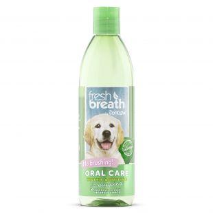 """FRESH BREATH """" hambahooldusvedelik, noorematele koertele, """" 473 ml"""