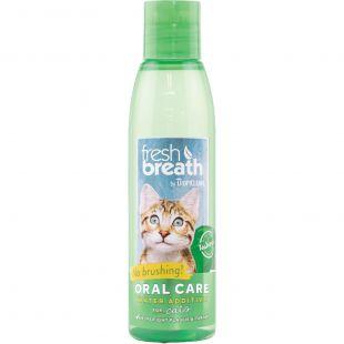 FRESH BREATH hambahooldusvedelik, kassidele, 236 ml