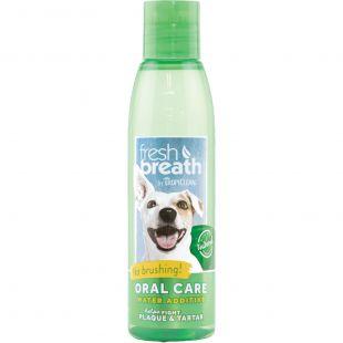 FRESH BREATH Fresh Breath жидкость для ухода за зубами для собак 236 мл