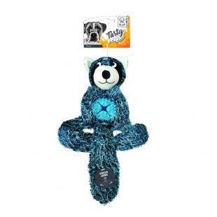 M-PETS Mänguasi NELSON Bear, 38 x 25,5 x 7 cm, sinine