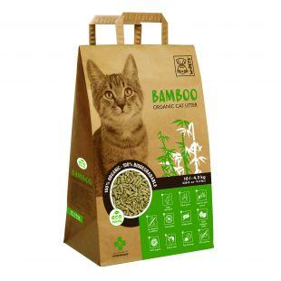 M-PETS Бамбуковый наполнитель для кошачьих туалетов, 10 л