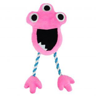 AMY CAROL Mänguasi Monster 14x11x5cm, roosa