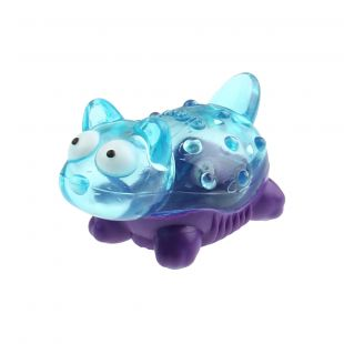 GIGWI Suppa Puppa mänguasi koertele kass, sinine / lilla