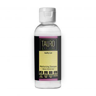 TAURO PRO LINE Healthy Coat moisturizing shampoo ,šampoon koertele ja kassidele 65 ml