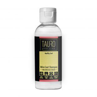 TAURO PRO LINE Healthy Coat wire coat shampoo , šampoon koertele ja kassidele 65 ml