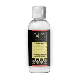 TAURO PRO LINE Healthy Coat nourishing shampoo , šampoon koertele ja kassidele 65 ml