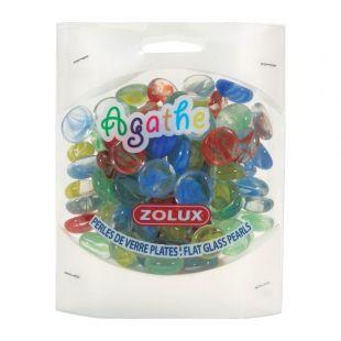 ZOLUX Pearls, dekoratiivsed kivid akvaariumile, suurus S