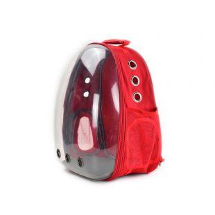 PAW COUTURE Lemmiklooma kandekott punane