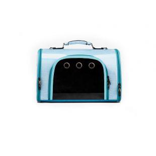 PAW COUTURE Сумка для переноски для домашних животных синий