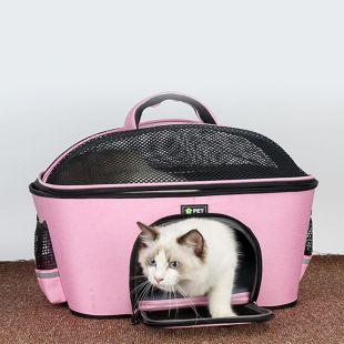 PAW COUTURE Сумка для переноски для домашних животных розовый