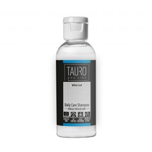 TAURO PRO LINE White coat KERATIN SHAMPOO шампунь для собак и кошек 100 мл
