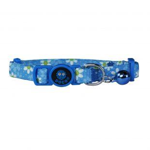 DOCO Ошейник для кошек светло-синий