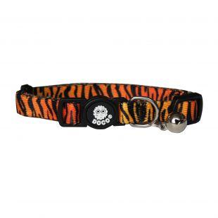 DOCO Ошейник для кошек оранжевый
