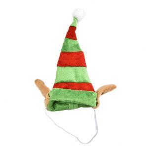 PAW COUTURE Рождественская шапка питомца S