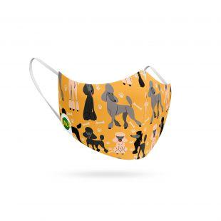 KIKA Защитная многоразовая маска, 1 шт. 1 шт.