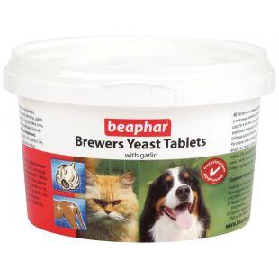 BEAPHAR Brewers Yeast toidulisand kassidele ja koertele, tabletid, 250 tk