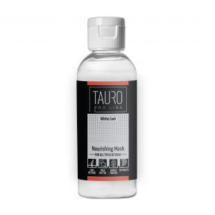 TAURO PRO LINE White coat Nourishing Mask , mask koertele ja kassidele 65 ml