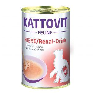 FINNERN MIAMOR Kattovit Kidney/Renal напиток для кошак, 135 мл