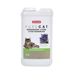 ZOLUX Ароматизатор для кошачьего наполнителя 1 л, с ароматом лаванды