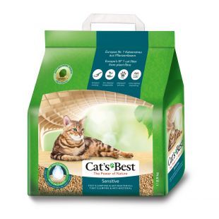 JRS Cat´s Best Sensitive 8 l