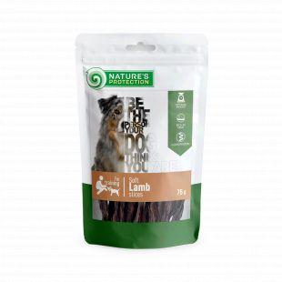 NATURE'S PROTECTION Koeramaius lambalihast, pehme 75 g