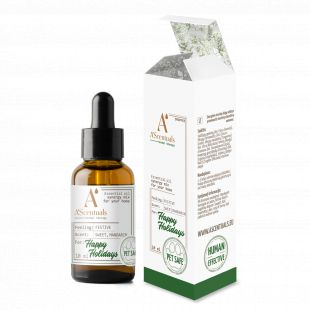 A'SCENTUALS A'Scentuals Herbal Therapy Happy Holidays eeterlike õlide segu, 10 ml