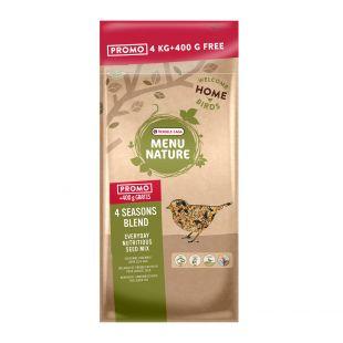 VERSELE LAGA Menu Nature, корм для диких птиц 4.4 кг