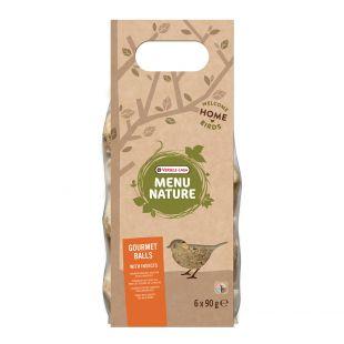 VERSELE LAGA Menu Nature корм для диких птиц, жировые шарики 6шт. х 90 г