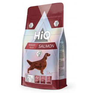 HIQ Kuivtoit koertele Maxi Adult Salmon 2.8 kg
