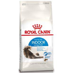 ROYAL CANIN Kuivtoit kassidele Indoor Longhair 2 kg