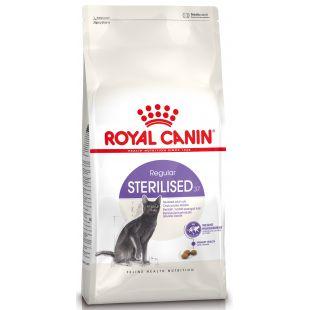 ROYAL CANIN Сухой корм для кошек Sterilised 37 2 кг