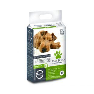 M-PETS Подушечки одноразовые для домашних животных успокаивающие, 33х45 см, 30 шт.
