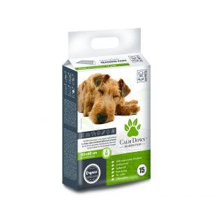 M-PETS Lemmikloomade ühekordsed padjad ahustavad, 45x60 cm, 15 tk.