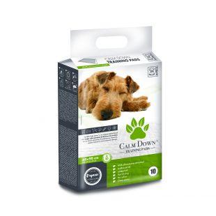 M-PETS Подушечки одноразовые для домашних животных успокаивающие, 90х60 см, 10 шт.