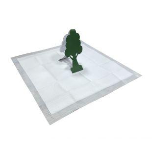 M-PETS Тренажер для обучения мочеиспусканию для щенков с 3D-деревом, 12,6x2,5,5 см, 15 шт.