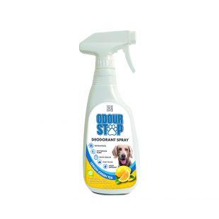 M-PETS Антибактериальный дезодорант для собак с запахом зеленого чая и лимона 500 мл