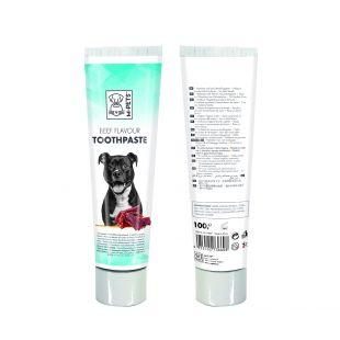 M-PETS Зубная паста для собак, со вкусом говядины