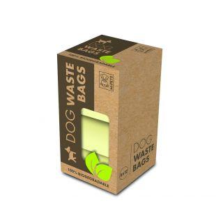 M-PETS Биоразлагаемые пакеты для отходов для собак biologiškai suyrantys