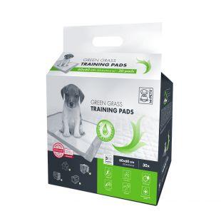M-PETS Подушечки одноразовые для домашних животных, аромат лаванды 60х60 см, 30 шт.