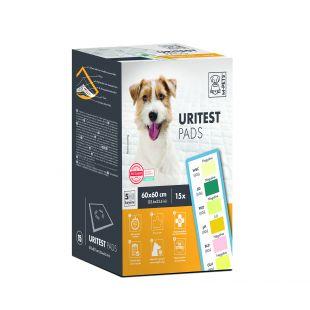 M-PETS Анализ мочи домашних животных 60х60 см, 15 шт.