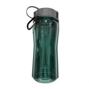 M-PETS Дорожная бутылка для воды для собак, синяя, 700 мл