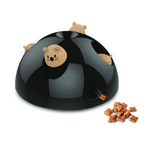 M-PETS Игрушка для кошек, CATCH THE MOUSE, черный, 26x26x16 см