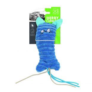 M-PETS Kassi mänguasi, HERBY, 15x7,5x1,5 cm